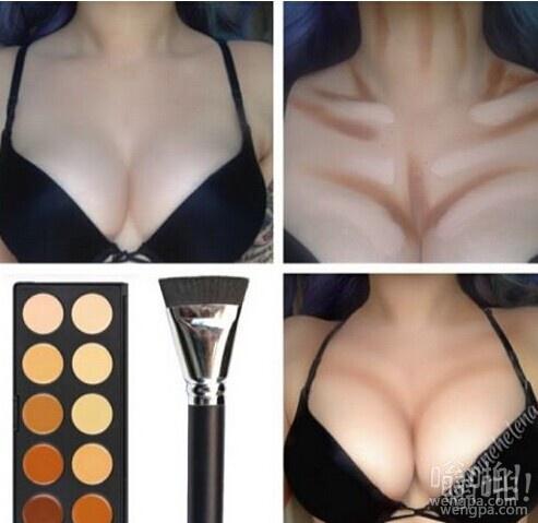 化妆的魔力