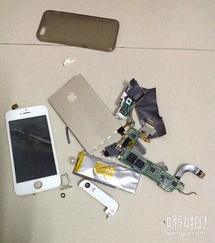 买到iPhone 6假货