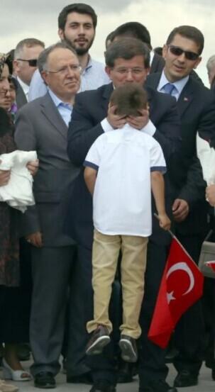 土耳其总统总是很亲民