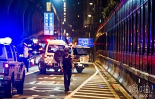 广州毒贩与警方枪战被击毙 一群众伤重不治身亡