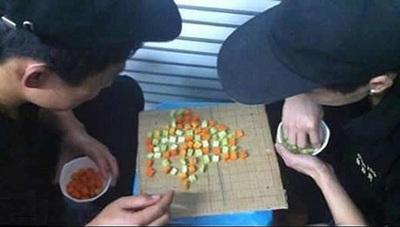 厨子们的围棋