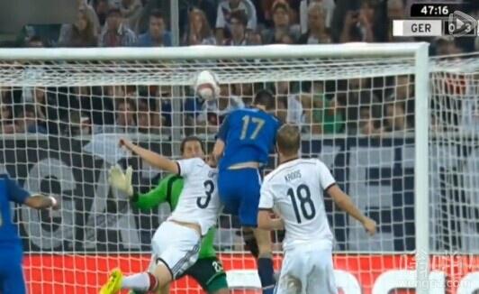 世界杯决赛重演:热身赛阿根廷4:2复仇德国(视频集锦)