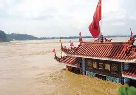 这就是传说中大水冲了龙王庙