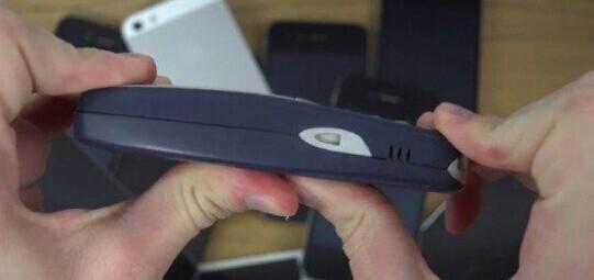 苹果iPhone6 Plus被掰弯 诺基亚3310毫无伤害,但是却伤到了自己的手