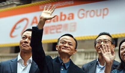 阿里创美国IPO记录上市 造就财富神话 员工身价60亿美金
