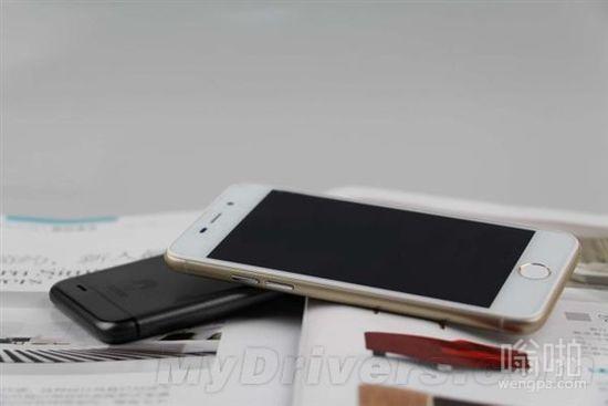 小霸王新机曝光售价699元 几可乱真iPhone 6 感受下国人的山寨力量