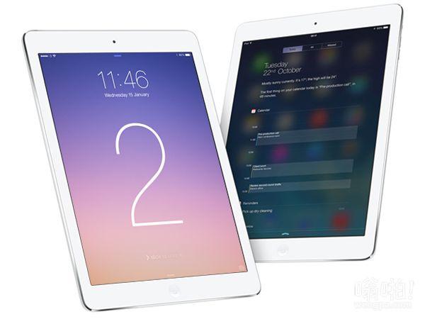 苹果意外泄露iPad Air 2和iPad mini 3新品图 订的iPhone 6还没到手呢!