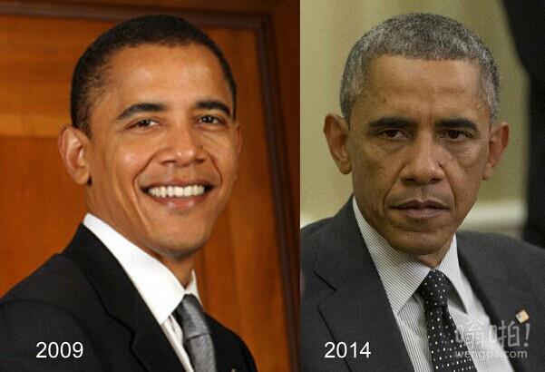 美国总统这活儿也不是那么好干的