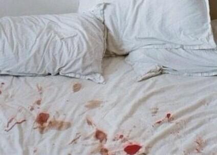 国庆节后,打扫卫生的服务员很受伤