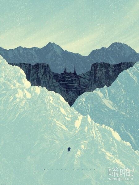 蝙蝠侠:《冬天战士》海报