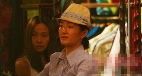 女明星主播素颜照:谢娜卸妆后比张杰老10岁(13图)