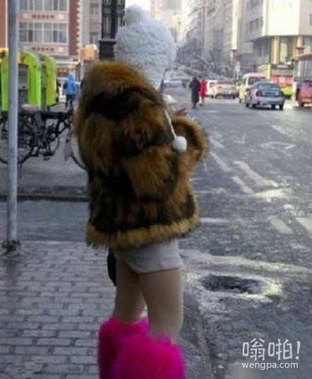 为什么总是有女人喜欢这样穿