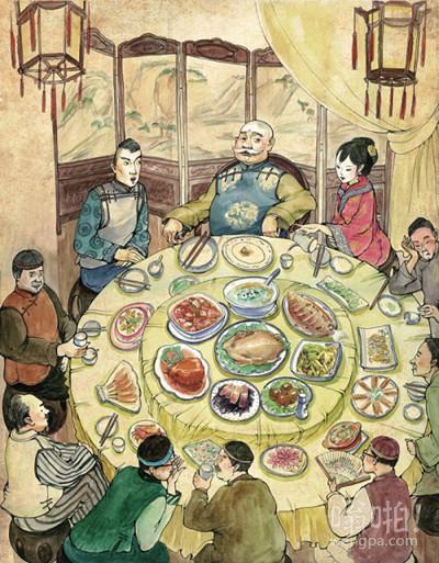 你只知道现代有吃货,但你不知道历史上的各大奇葩吃货