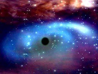 什么是宇宙黑洞?宇宙黑洞里面有什么?