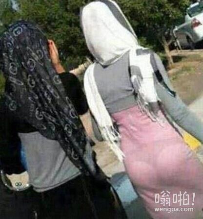 谁说阿拉伯妹子保守