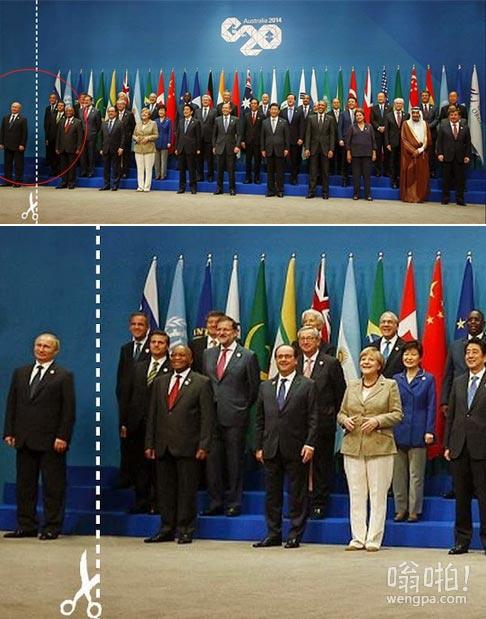 这就是为什么G20峰会上普京提前离开
