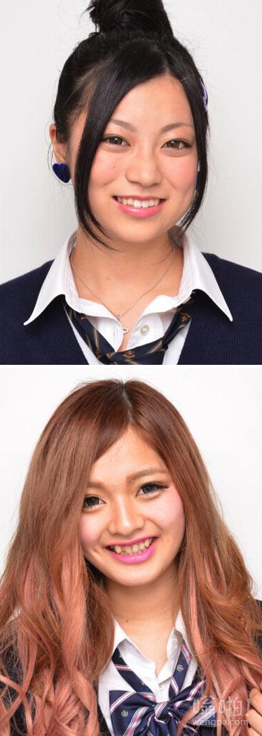 2014日本关东高中校花候选者出炉。。。请用四个字描述你此刻的心情