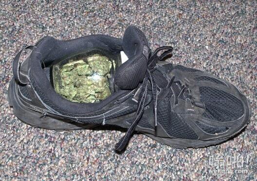 这就是为什么我们要检查我们在科罗拉多州的鞋子