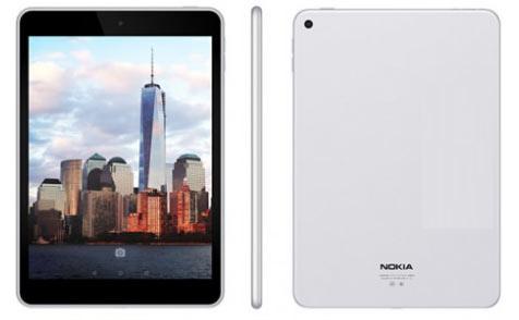 诺基亚。运行Android。看起来像苹果。