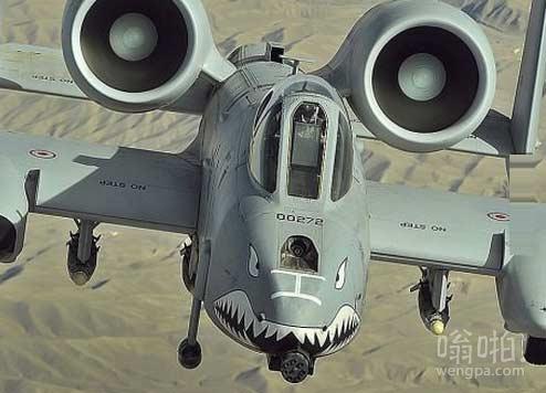 A-10美国疣猪被称为针对ISIS势力在中东地区的部署。
