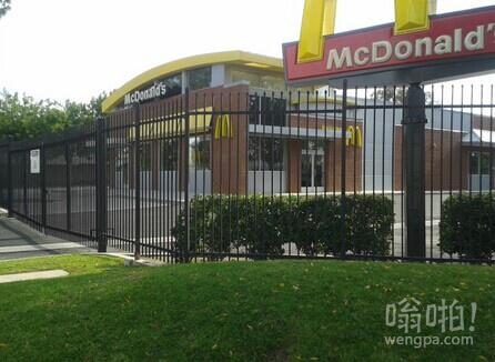 这麦当劳还有生意吗