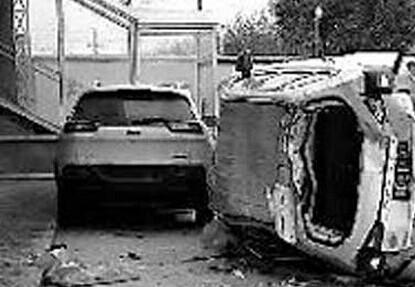 男子4s店试驾酿惨剧 3分钟出事故致3死2伤