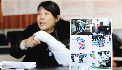 【视频】女游客丽江旅游不愿骑马被10多人殴打3分钟 致小便失禁
