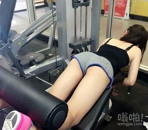 有几个人去健身房是为了健身