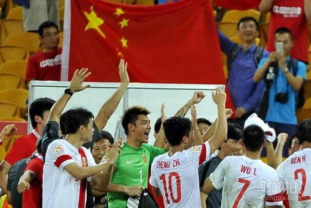亚洲杯中国能提前出线的原因