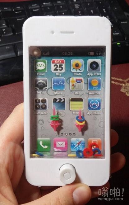 给自己买了最好的iphone