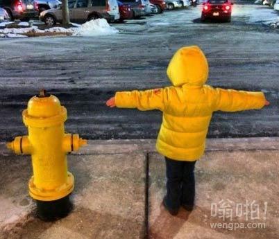消防栓cosplay