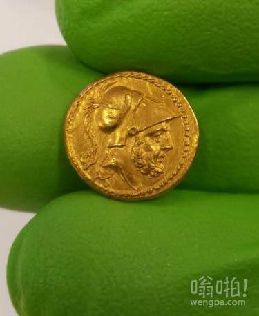2225年前的金币