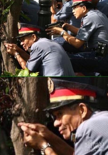 菲律宾的特种兵
