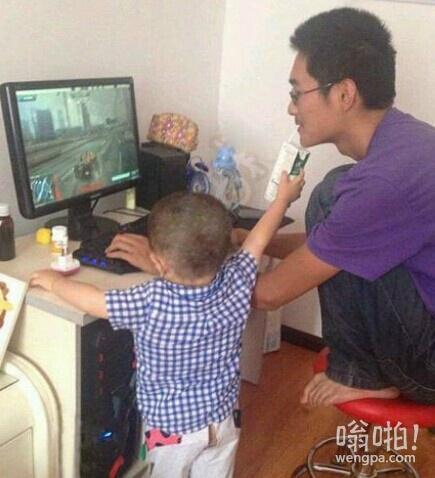 又一个中国好儿子