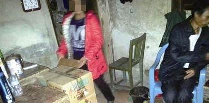 智障少女遭同村4老头性侵怀孕 被捕老头最大72岁