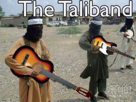 塔利班很受追捧