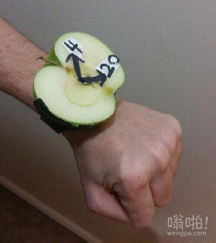 Applewatch,我也有