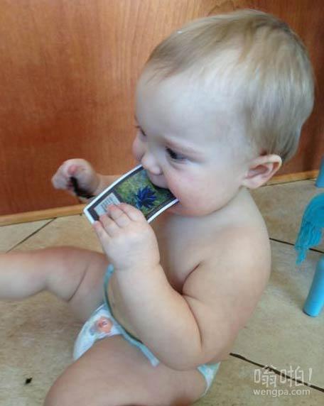 为啥要等孩子大点再给他买电子产品