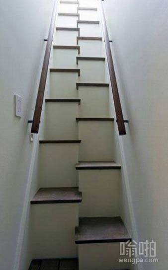 当正常的楼梯都不够好