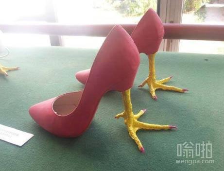最后一个鞋子