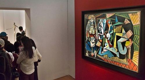 新的世界最贵油画:毕加索名作拍出1.79亿美元天价