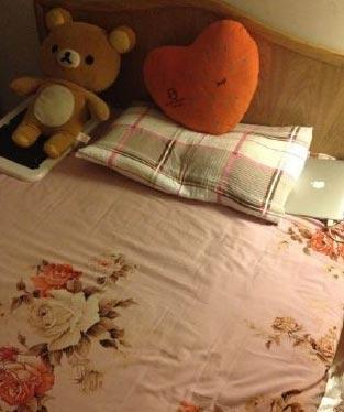 据说每个中国家庭都用过这种床单,睡过的转走