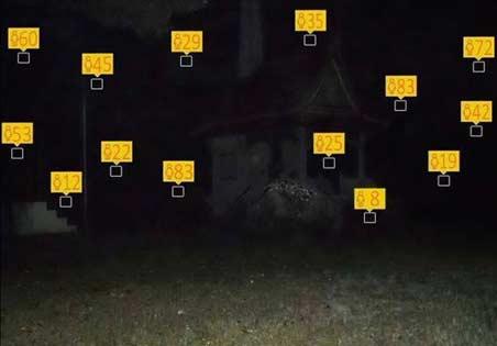 这是在测什么鬼?空无一人的照片how-old.net网站识别出14张脸
