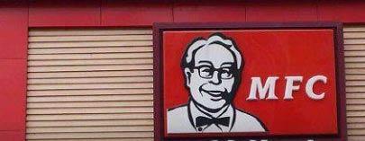叫KFC老头情何以堪