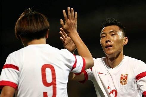【全场集锦】中国6-0不丹!世预赛开门红