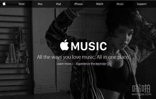 说再见?苹果官网iPod标签被Music取代