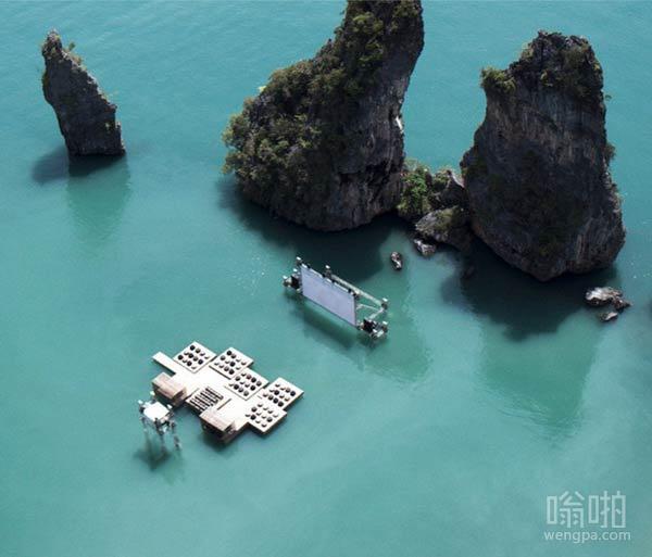 海面电影院