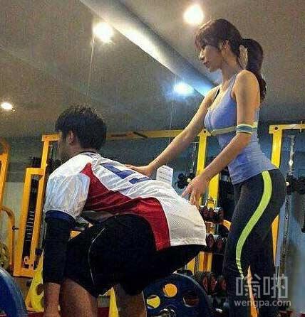 就花点钱 去健身房锻炼一下还是挺好的