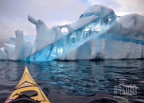 纽芬兰冰山