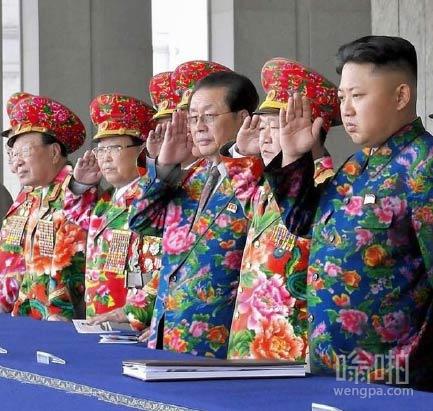 早安,朝鲜